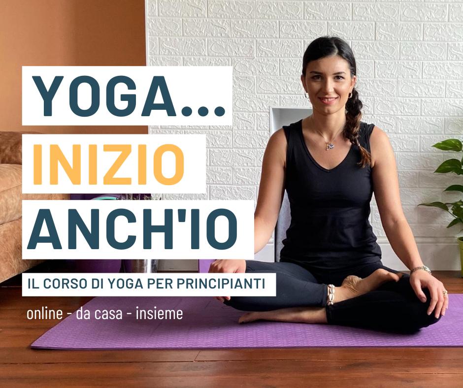 corso di yoga per principianti