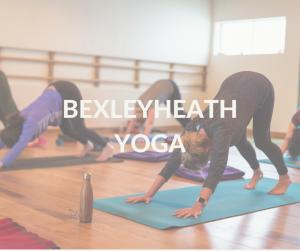 yoga in Bexleyheath