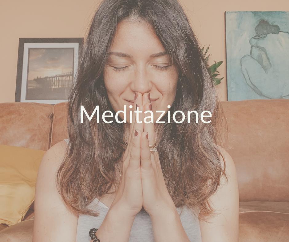 Meditazione con rossella forastiero