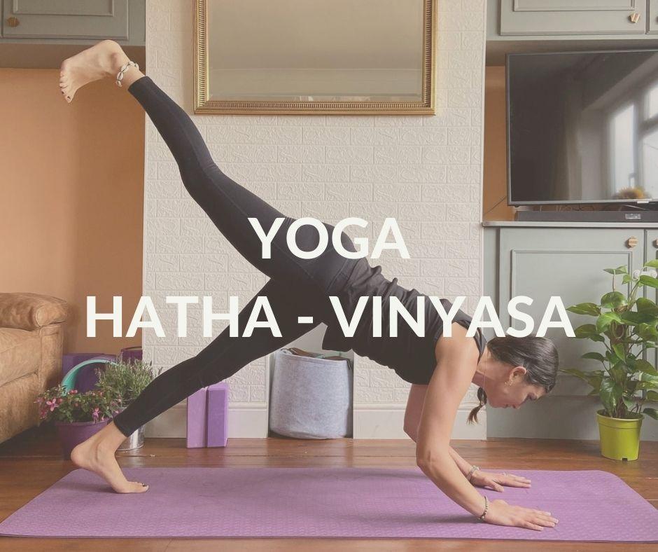 Hatha Vinyasa yoga online