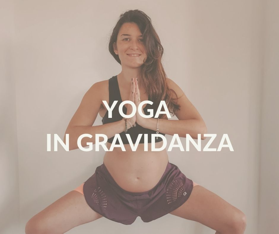 Pregnancy Yoga online Rossella Forastiero