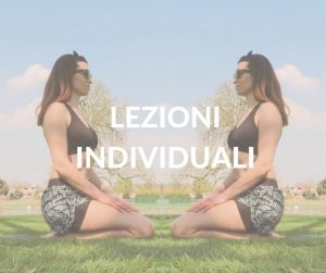 Lezioni individuali Yoga online