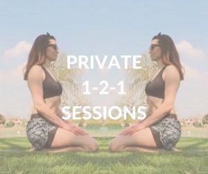 Private 1-2-1 Yoga online